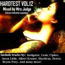 VA - HardTest vol.12 mixed by Mrs Judge (2012)