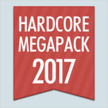 Hardcore 2017 September Megapack