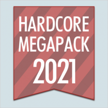 Hardcore 2021 APRIL Megapack