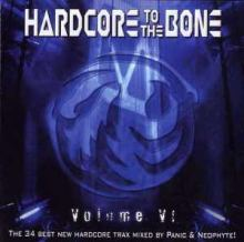VA - Hardcore To The Bone 6 (2003)