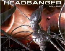 The Headbanger - Serious Damage DVD (2004)