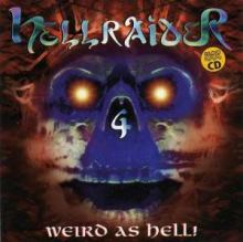 VA - Hellraider 04 - Weird As Hell (1995)