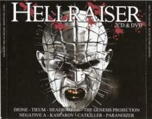 VA - Hellraiser - Return To The Labyrinth DVD (2008)