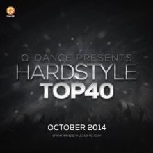 Q-Dance Hardstyle Top 40 October 2014