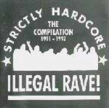 VA - Illegal Rave! (1992)