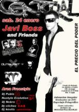 Javi Boss & Friends 2009 DVD