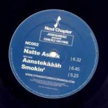 Josh&Wesz Present Chickz On Fire - Natte Asbak (2007)