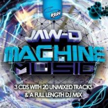 Jaw-D - Machine Music