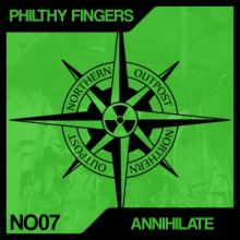 Philthy Fingers - Annihilate (2016)