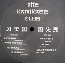 VA - The Kamikaze Club 02 (2000)