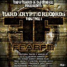 VA - Hard Kryptic Records_ Volume 1: (Not So) Live On Fear FM
