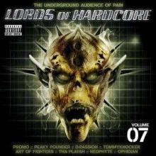 VA - Lords Of Hardcore 7 - The Underground Audience Of Pain (2008)
