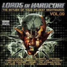 VA - Lords Of Hardcore Vol 9 - The Return Of Your Wildest Nightmares (2010)