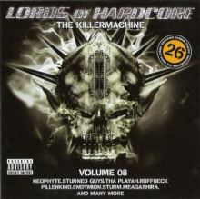 VA - Lords Of Hardcore Volume 8 - The Killermachine (2009)