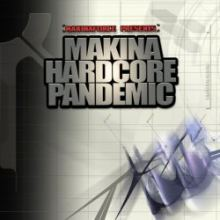 VA - Makina Hardcore Pandemic (2010)