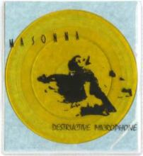 Masonna - Destructive Microphone (1995)
