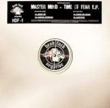Master Mind - Time Of Fear E.P. (2007)