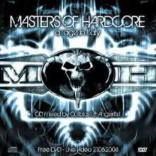 VA - Masters Of Hardcore - A Rage In Italy DVD (2008)