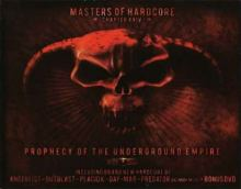 VA - Masters Of Hardcore Chapter XXIV - Prophecy Of The Underground Empire DVD (2007)