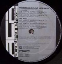 Mescalinum United - We Have Arrived 2003 (Remixes)