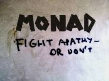 Monad - Fight Apathy. Or Don't (2011)