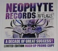 VA - Neophyte Records : 10 Years, A Decade Of Great Success! (2009)