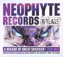 VA - Neophyte Records 10 Years - A Decade Of Great Success! (2009)