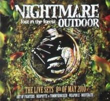 VA - Nightmare Outdoor - Lost In The Forest - The Live Sets (2010)