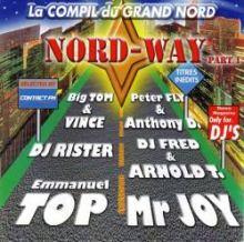 VA - Nord-Way Part. 1 (La Compil Du Grand Nord) (1998)