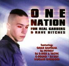 VA - One Nation - For Real Gabbers & Rave Bitches (1997)