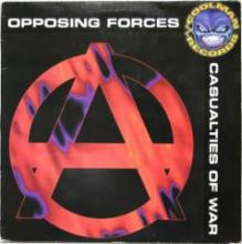 VA - Opposing Forces - Casualties Of War (1996)