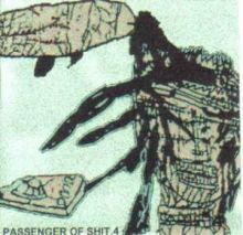 Passenger Of Shit - 4 - 18 Pieces For Mac LcII (2001)