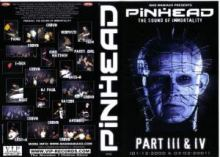 VA - Pinhead - The Sound Of Immortality Part III & IV VHSRip (2000)