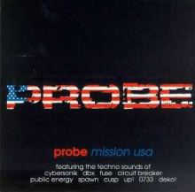 VA - Probe Mission USA (1993)