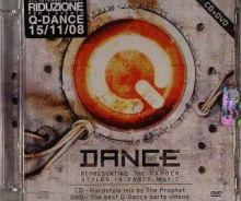 Q-Dance Representing The Harder Styles Of Dance Music (2008)