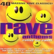VA - Rave Anthems - Relive The Rave! (1995)