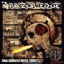 Razor Edge - Raw Gabbers Unite Tribute (2011)