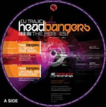 DJ Trajic - Headbangers (The Remixes) (2008)