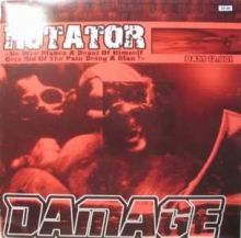 Rotator - He Who Makes A Beast Of Himself Gets Rid Of The Pain Being A Man !