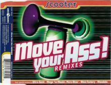 Scooter - Move Your Ass! (Remixes) (1995)