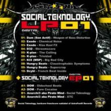 VA - Social Teknology LP 01 (2011)