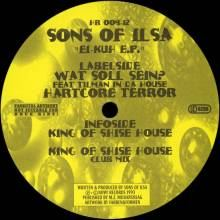 Sons Of Ilsa - Ei-Kuh E.P. (1993)