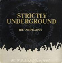VA - Strictly Underground - The Compilation (1991)