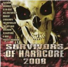 VA - Survivors Of Hardcore 2008