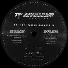The Destroyer - Italian Madness EP (2009)