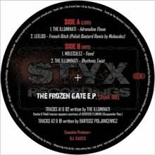 The Illuminati / Moleculez - The Frozen Gate EP. (2011)