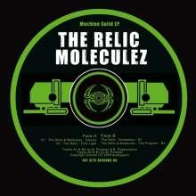 The Relic & Moleculez - Machine Solid EP (2010)