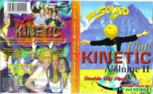 VA - The Sound Of Club Kinetic - Volume II CD (1996)