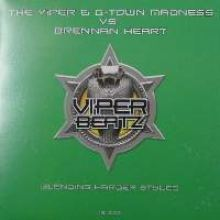 The Viper & G-Town Madness Vs Brennan Heart - Blending Harder Styles (2010)