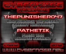 ThePunisher047 vs Pathetik - Cybernoise 12 (2012)